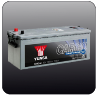 YUASA Cargo Deep Cycle (GM) - для европейской техники