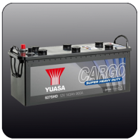 YUASA Cargo Super Heavy Duty (SHD) - для европейской и американской техники