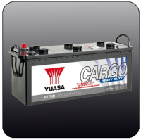 YUASA Cargo Heavy Duty (HD) - для европейской и американской техники