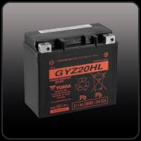 YUASA Ultra High Performance AGM (GYZ, TTZ)