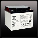 Стационарный аккумулятор YUASA NPL38-12i (EC)