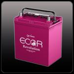 Аккумулятор ECO.R Revolution 55B20L (M-42)