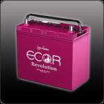 Аккумулятор ECO.R Revolution 75B24L (N-65)