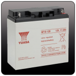 Стационарный аккумулятор YUASA NP18-12B