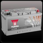 Аккумулятор YUASA YBX5019 (L5, 100 EU)