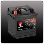 Аккумулятор YUASA YBX3102 (L0, 40 RU)