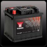 Аккумулятор YUASA YBX3077 (L1, 45 RU)