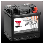 Аккумулятор YUASA YBX1012 (L1, 45 EU)