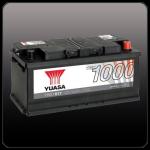 Аккумулятор YUASA YBX1017 (LB5, 85 EU)