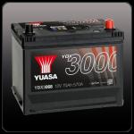 Аккумулятор YUASA YBX3068 (85D26L)