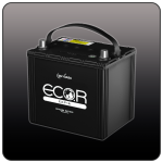 Аккумулятор ECO.R 60D23L
