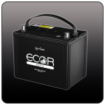Аккумулятор ECO.R 85D26L