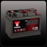 Аккумулятор YUASA YBX3096 (L3, 76 EU)