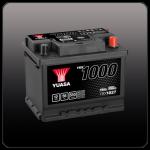 Аккумулятор YUASA YBX1027 (L2, 56 EU)