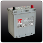 Аккумулятор YUASA YBX5056 (44B19L)
