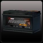 Аккумулятор RDrive PHANTOM DIESEL 100086L5