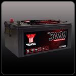 Аккумулятор YUASA YBX3625