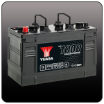 Аккумулятор YUASA YBX1664