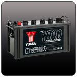 Аккумулятор YUASA YBX1618