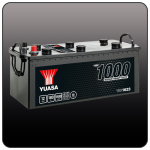 Аккумулятор YUASA YBX1623