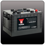 Аккумулятор YUASA YBX1633
