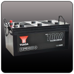 Аккумулятор YUASA YBX1625
