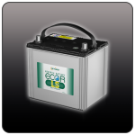 Аккумулятор ECO.R LS 80D23L