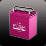 Аккумулятор ECO.R LONG LIFE 50B19R (K-42R)