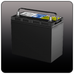 Аккумулятор ECO.R HV S34B20L (Япония)