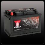 Аккумулятор YUASA YBX3086 (ЕС)