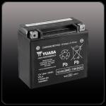 Мото аккумулятор YUASA YTX20H-BS