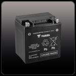 Мото аккумулятор YUASA YIX30L-BS / YB30CL-B