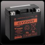 Мото аккумулятор YUASA GYZ20H