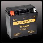 Мото аккумулятор YUASA GYZ16H