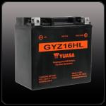 Мото аккумулятор YUASA GYZ16HL