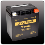 Мото аккумулятор YUASA GYZ32HL