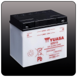 Мото аккумулятор YUASA 52515