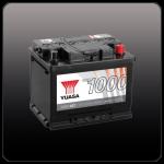 Аккумулятор YUASA YBX1027 (L2, 55 EU)