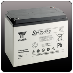 Стационарный аккумулятор YUASA SWL2500-6 (EC)
