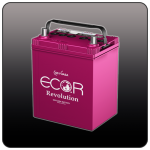 Аккумулятор ECO.R Revolution 60B19L