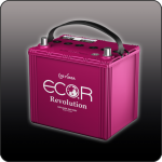 Аккумулятор ECO.R Revolution 95D23L (Q-85)