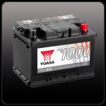 Аккумулятор YUASA YBX1075 (LB2, 54 EU)