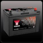 Аккумулятор YUASA YBX3335 (115D31L)