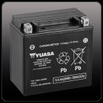 Мото аккумулятор YUASA YTX14L-BS