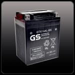 Мото аккумулятор GS GTX14AL-BS