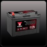 Аккумулятор YUASA YBX3334 (115D31R)
