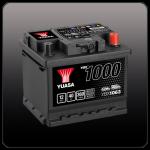 Аккумулятор YUASA YBX1075 (LB2, 56 EU)