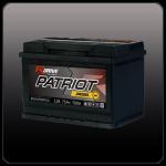 Аккумулятор RDrive PATRIOT DIESEL 075070L3