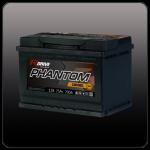 Аккумулятор RDrive PHANTOM DIESEL 075070L3