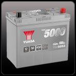 Аккумулятор YUASA YBX5053 (60B24L(S))